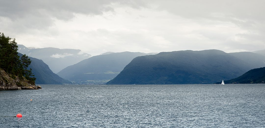 Camper reis door Noorwegen