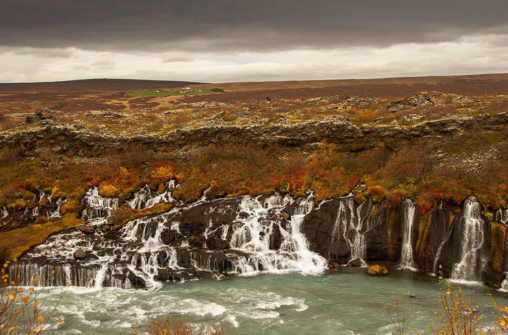 Een autoreis door IJsland