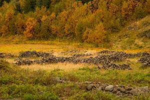 Hraunfossar  Barnafoss -karijn fotografie -3640